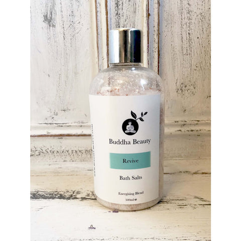 Revive Organic Bath Salts - 500 Ml - Bath Salt