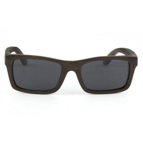 Robinson - Black Bamboo Sunglasses - Sunglasses