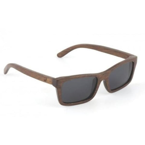 Robinson - Brown Bamboo Sunglasses - Sunglasses