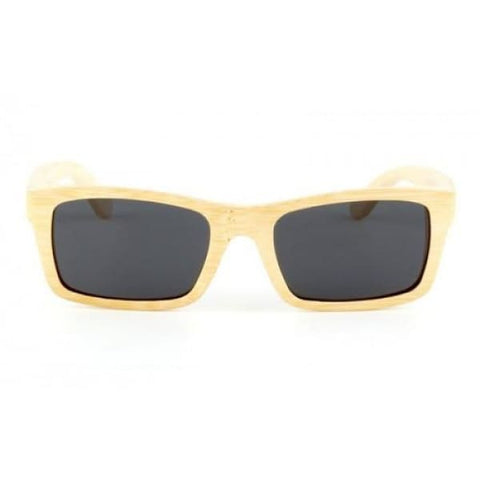 Robinson - Natural Bamboo Sunglasses - Sunglasses