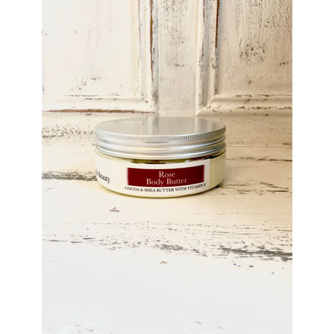 Rose Body Butter - Body Butter