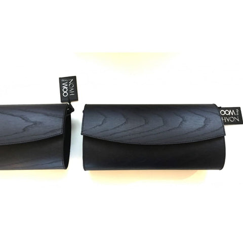 Silva - vegan clutch - Black - Clutch