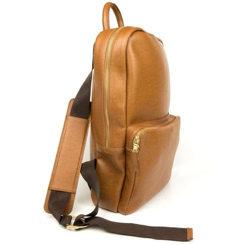 Slim Backpack - Tan - Backpack