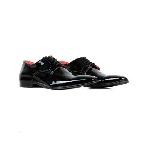 Slim Soles - High Shine Black - Shoes