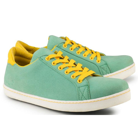 Soft Sneaker Green/yellow - Sneakers