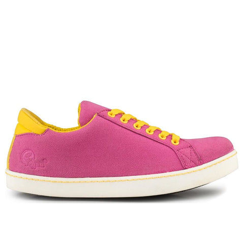 Soft Sneaker Pink/yellow - Sneakers