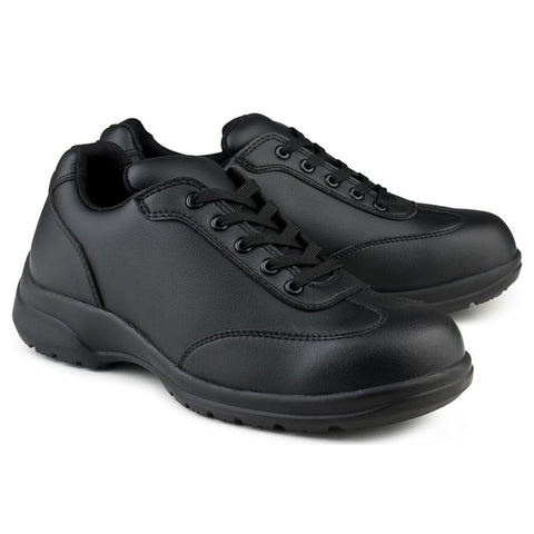 Speed Trainer Microfibre Black - Sneakers