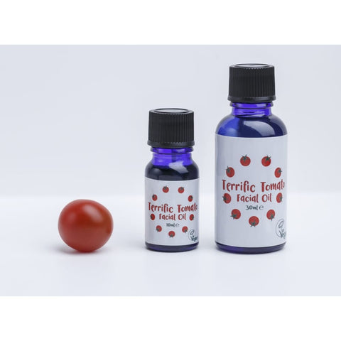 Terrific Tomato Facial Oil 10ml - Facial Oils