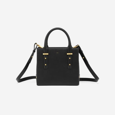 The Stud Mini Tote - Black - Tote