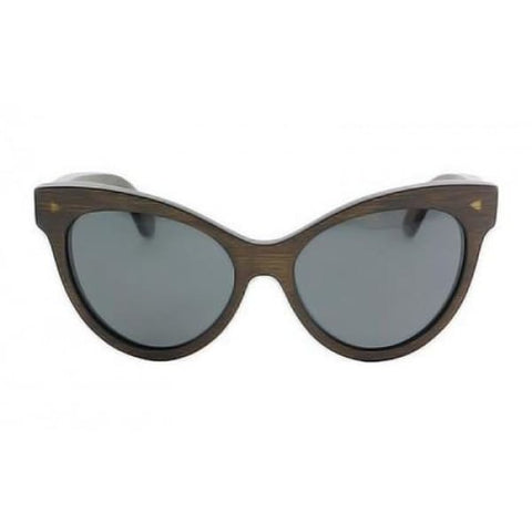Valencia - Brown Bamboo Sunglasses - Sunglasses