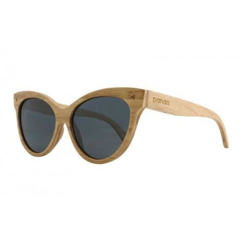Valencia - Honey Bamboo Sunglasses - Sunglasses