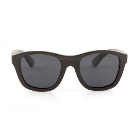 Victoria - Black Bamboo Sunglasses - Sunglasses