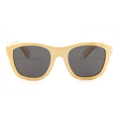 Victoria - Natural Bamboo Sunglasses - Sunglasses