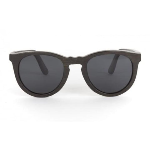 Wesli - Black Bamboo Sunglasses - Sunglasses