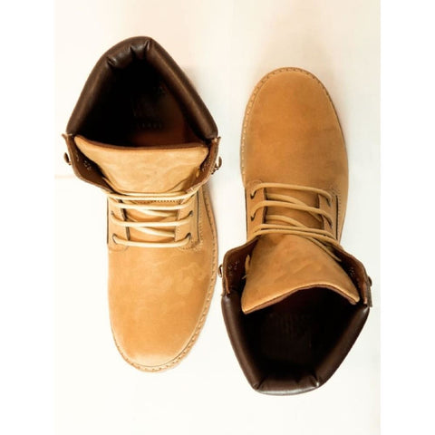Womens Dock Boots - Tan - Boots