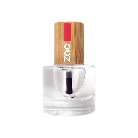 Zao Nail Polish - Duo Top and Base Coat - Nail Polish