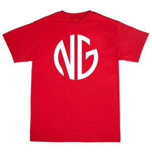 Newtral Groundz | NG T-Shirt (Red)
