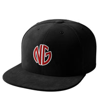 Load image into Gallery viewer, Newtral Groundz NG Snapback (Black)