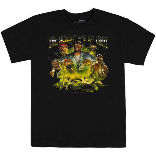 Science of No Limit Records T-Shirt