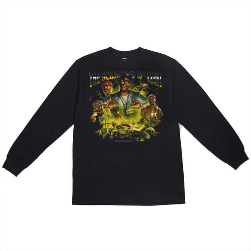 Science of No Limit Records Long Sleeve T-Shirt