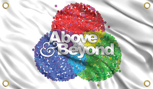 Above and Beyond Flag