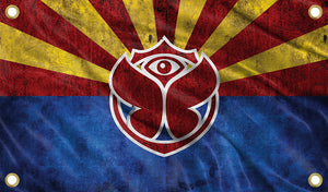 Arizona - Tomorrowland Flag