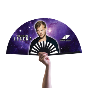 Avicii Hand Fan