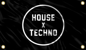 House x Techno Flag