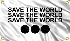Save The World Flag