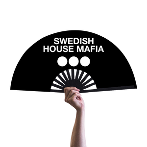 Swedish House Mafia Hand Fan