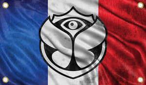 Tomorrowland France Flag