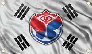 Tomorrowland Korea Flag