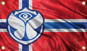 Tomorrowland Norway Flag