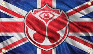 Tomorrowland UK Flag