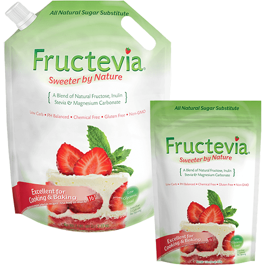 Fructevia | Stevia Infused Non-GMO Crystalline Fructose