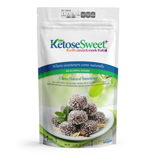 KetoseSweet+ Powder 5lb