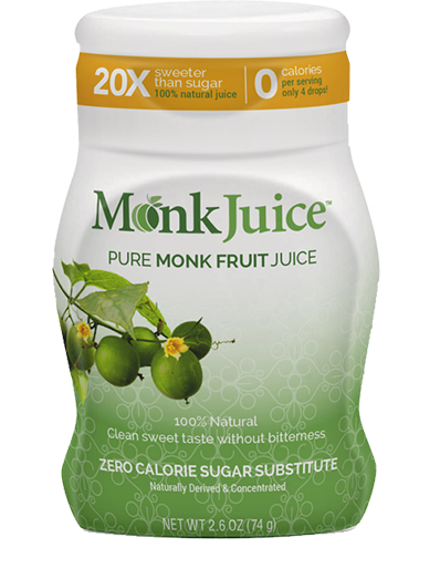 MonkJuice | Pure Monk Fruit Juice Concentrate