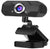 Best 1080 HD Webcam Mini Computer PC WebCamera