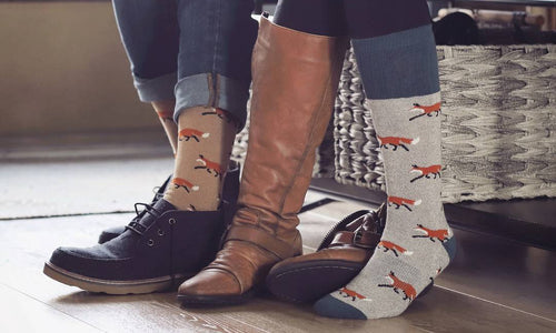 5 OCCASIONS WHERE FUN SOCKS ARE A MUST WEAR