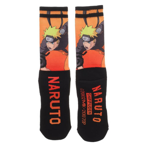 Naruto Sublimated Over Knit