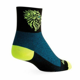 Roar Funny Sports Mens Novelty Crew Socks