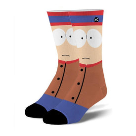 South Park Stan Marsh Funny Pop Culture Unisex Novelty Crew Socks