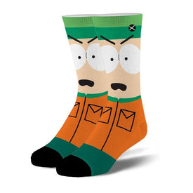 South Park Kyle Broflovski Funny Pop Culture Unisex Novelty Crew Socks