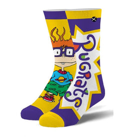 It's Chuckie Funny Pop Culture Unisex Novelty Crew Socks