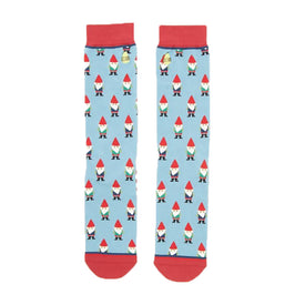 Rogue Gnome Funny Outdoors Womens Novelty Crew Socks