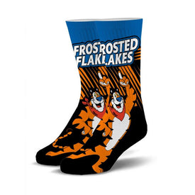 Frosted Flakes Funny Food & Drink Unisex Novelty Crew Socks