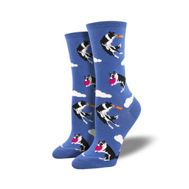 Catch Your Drift Funny Summer Womens Novelty Crew Socks