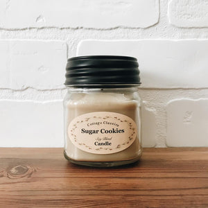 8oz. Pantry Jar Candle