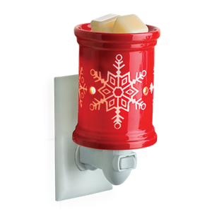 Snowflake Pluggable Fragrance Warmer