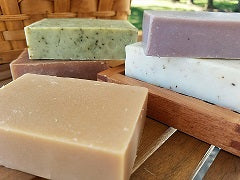 Luxurious Old-Fashioned Bar Soap